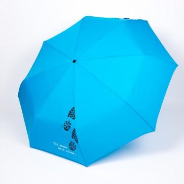 Regenschirm Treeking, aqua, Strotz AG