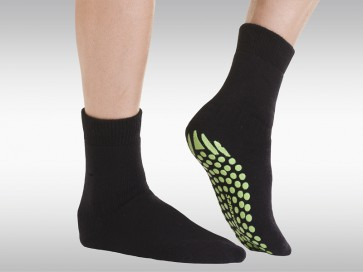 Anti-Rutsch-Socken dunkelblau Husky Gr.43-46