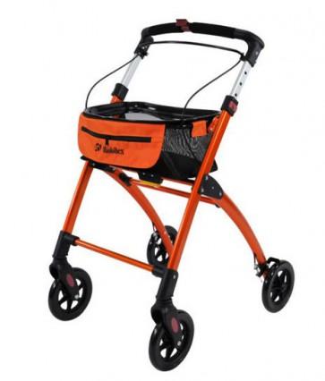 Rollator Jaguar Orange