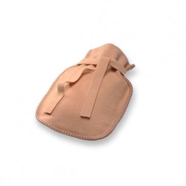 Wärmflasche Susanna, caramelbraun