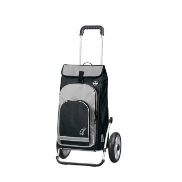 Einkaufs-Shopper, Trolley, Royal Hydro, schwarz