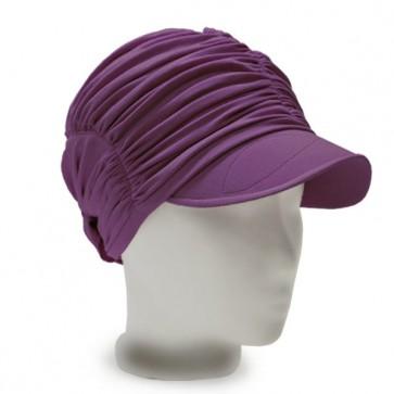 Mütze La Diva, brombeer