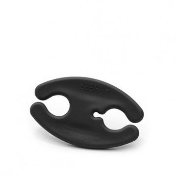 Kabelwickler bobino small, schwarz