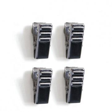 Magnet-Clip CLIPPER 4er Set chrom