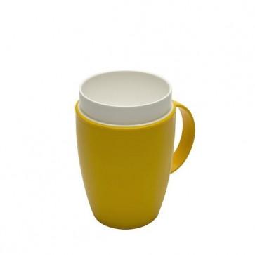 Becher Vital, gelb