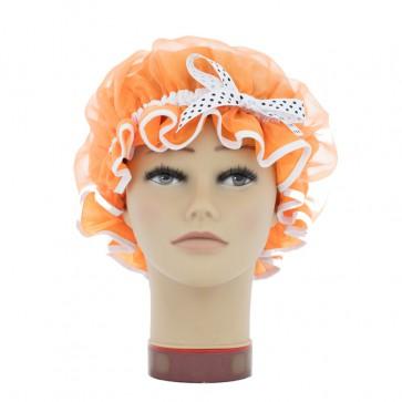Duschhaube Jelly orange, GlamKapz