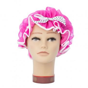 Duschhaube Jelly pink, GlamKapz