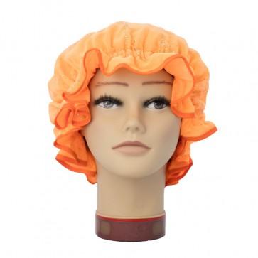 Duschhaube Pop orange, GlamKapz