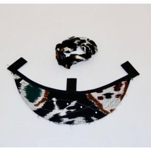 Schild La Diva, Tiger schwarz