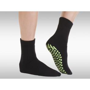 Anti-Rutsch-Socken Fine Dunkelblau Gr.43-45