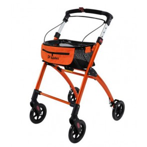 Rollator Jaguar Orange