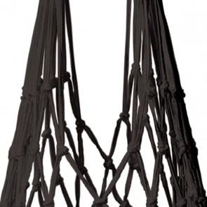 Einkaufsnetz, schwarz