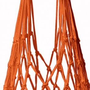 Einkaufsnetz, orange