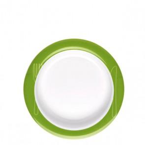 Teller Vital MeGa klein, grün
