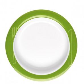 Teller Vital MeGa gross, grün
