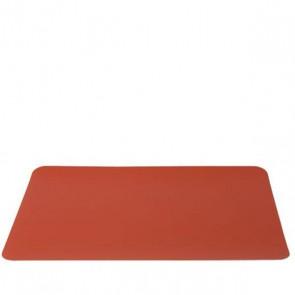 Tischset Antirutsch rot, Ornamin
