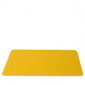 Tischset Antirutsch, gelb