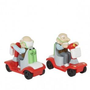 Speeding Grandads, 2-er Set