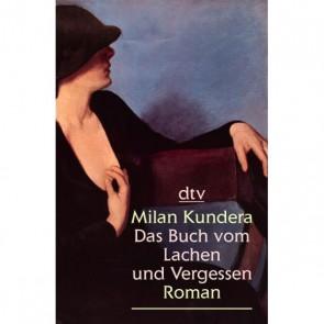 Das Buch vom Lachen und vergessen, Milan Kundera, Taschenbuch, DTV Grossdruck