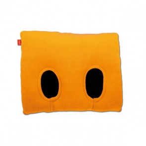Fuss-Muff-Kissen inside FUSS, orange