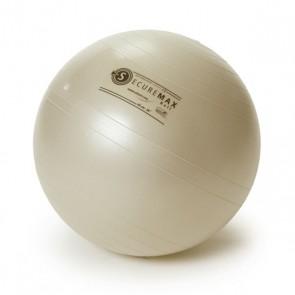 Sitzball SISSEL Securemax, Ø 75 cm, silber