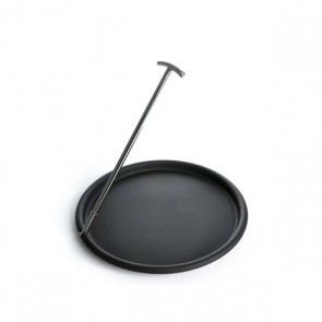 Balanciertablett Serving Tray, schwarz