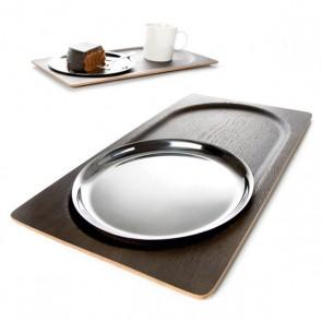 Tablett mit Haftoberfläche Cake and Coffee Tray