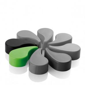 Pet-Flaschenöffner Twister, grün