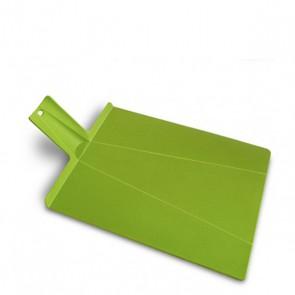 faltbares Schneidebrett Chop2Pot, grün