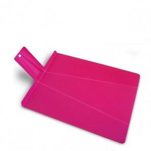 faltbares Schneidebrett Chop2Pot, pink