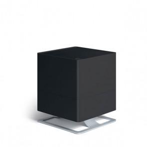 Oskar, kompakter Luftbefeuchter schwarz