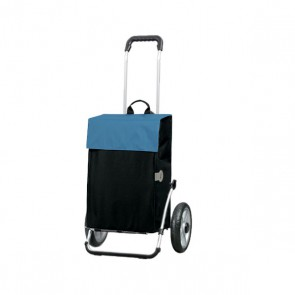 Einkaufs-Shopper, Trolley, Royal Hera, blau