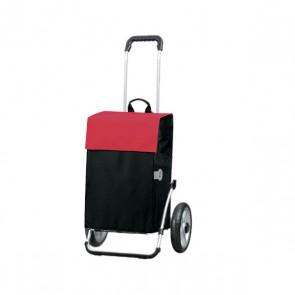 Einkaufs-Shopper, Trolley, Royal Hera, rot