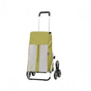 Treppen-Shopper, Trolley, Royal Vita grün