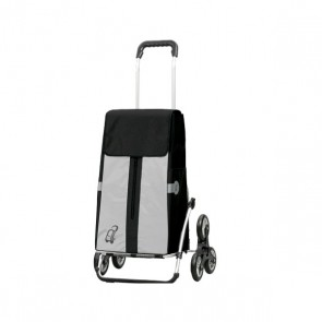 Treppen-Shopper, Trolley, Royal Vita schwarz