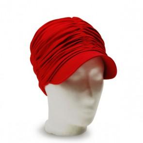 Mütze La Diva, rot