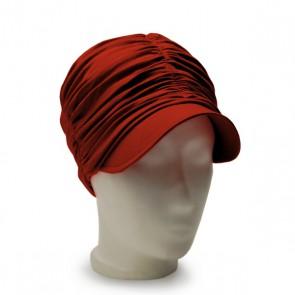 Mütze La Diva, bordeaux
