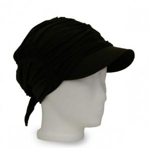 Mütze La Diva lodengrün