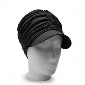 Mütze La Diva, dunkelgrau