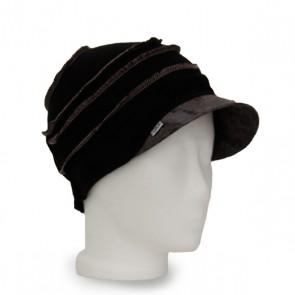 Mütze La Donna, altrosa batik