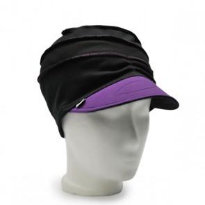 Mütze La Donna, lila