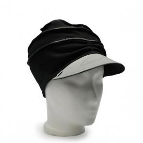Mütze La Donna, hellgrau