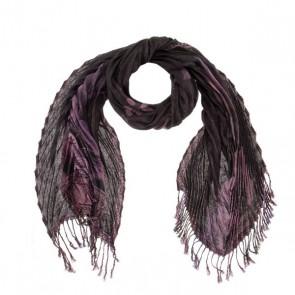 Schal Afrika pink schwarz, Passigatti