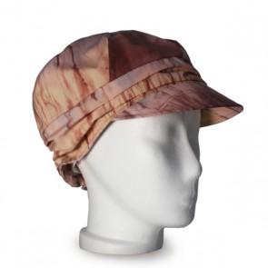 Baskenmütze Batik, rosa