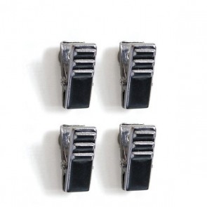 Magnet-Clip CLIPPER 4er Set chrom