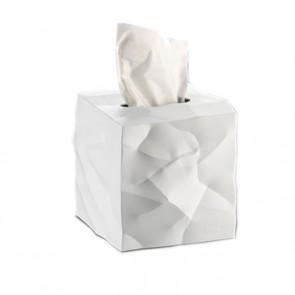 Box für Papiertaschentücher Wipy, weiss