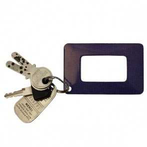 Lupe im Kreditkartenformat, Mikrokaro
