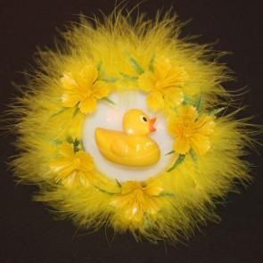 Nachtlicht Badeente, gelb