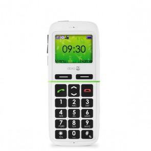 Doro PhoneEasy 345GSM, Mobiltelefon weiss