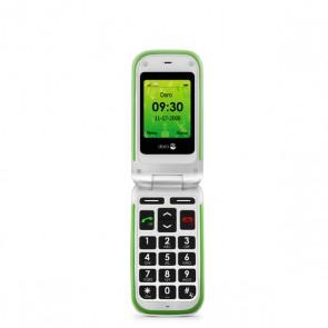 Doro PhoneEasy 410GSM, Mobiltelefon weiss